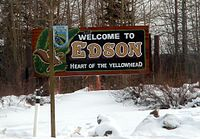 Edson, Welcome to